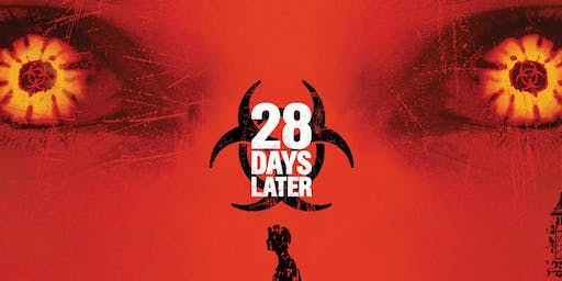 Dive-in Movie Night presents 28 Days Later - VR and a movie - Halloween Special