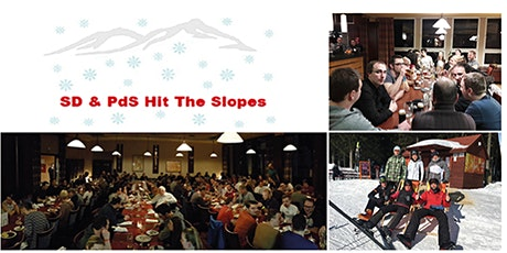 Production Services & Solution Delivery hit the slopes 2020 tickets