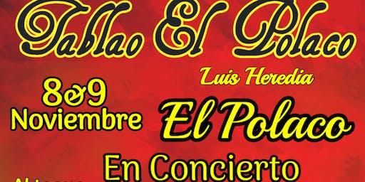 Luis Heredia El Polaco Tablao -  En Tablao Flamenco El Polaco