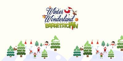 Winter Wonderland @ Barretstown 24th November 2019