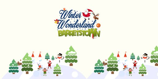 Winter Wonderland @ Barretstown 23rd.  November 2019