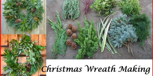 Festive Wreath Making - Epworth