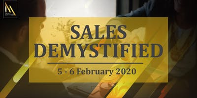 Sales Demystified: Connect, Persuade & Influence