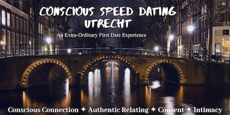 Conscious Speed Dating - Utrecht tickets