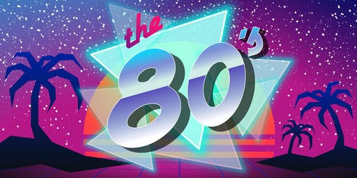 Big 80s Bash | PG