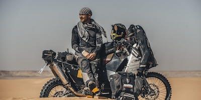 Reisevortrag Sebastian Brüsecke: Motoventure Abenteuer Abseits