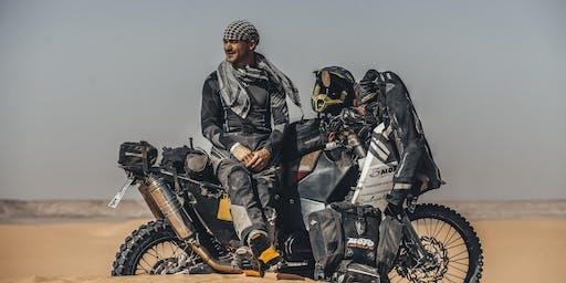 Reisevortrag Sebastian Brüsecke: Abenteuer Abseits