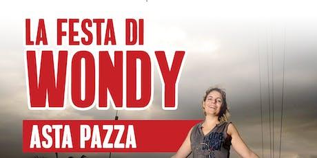 LA FESTA DI WONDY biglietti