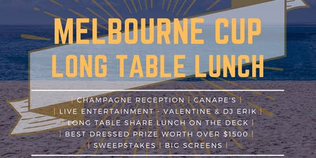 THE GOOSE Busselton Melbourne Cup Long Table Lunch tickets
