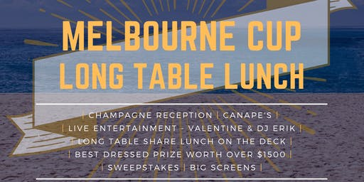THE GOOSE Busselton Melbourne Cup Long Table Lunch