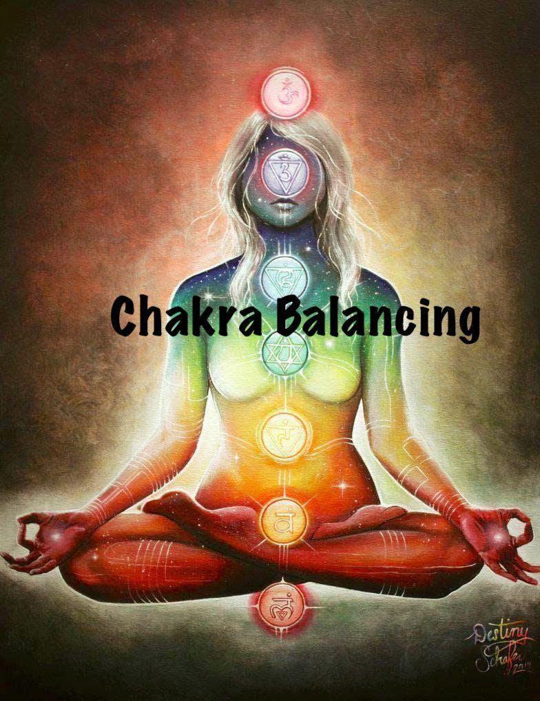 Women's Chakra Balancing