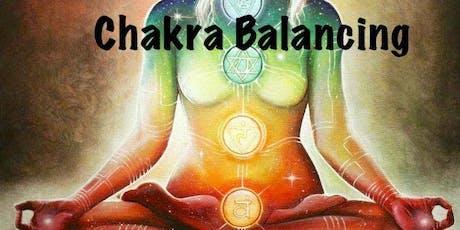 Women's Chakra Balancing  tickets