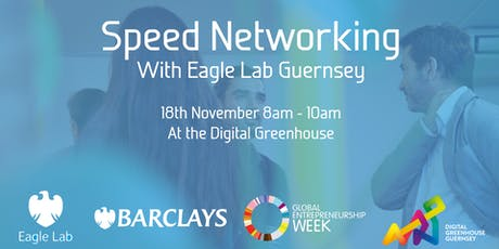Speed Networking with Eagle Lab Guernsey tickets