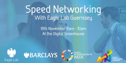 Speed Networking with Eagle Lab Guernsey