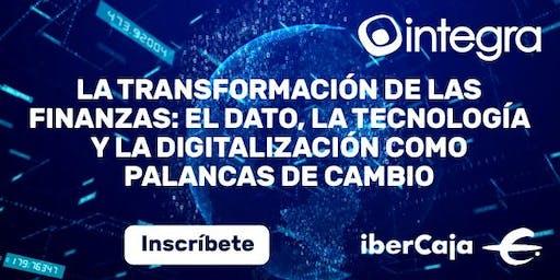 LA TRANSFORMACIÓN DE LAS FINANZAS: EL DATO, LA TECNOLOGÍA Y LA DIGITALIZACIÓN COMO PALANCAS DE CAMBIO