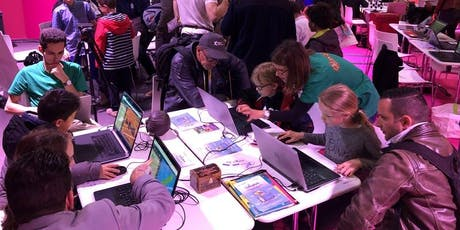 Stage Toussaint Coding Park | Paris 15 billets