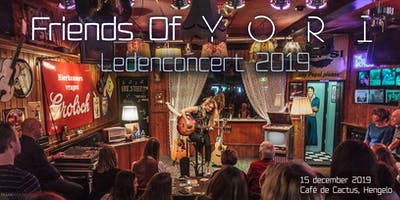 Yori Swart | Friends Of Yori Ledenconcert