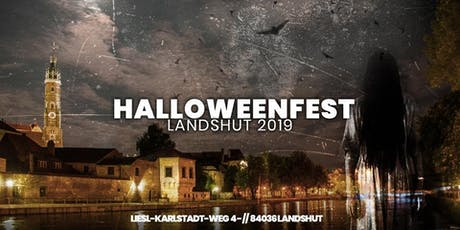 16+ Halloweenfest Landshut 2019 Tickets