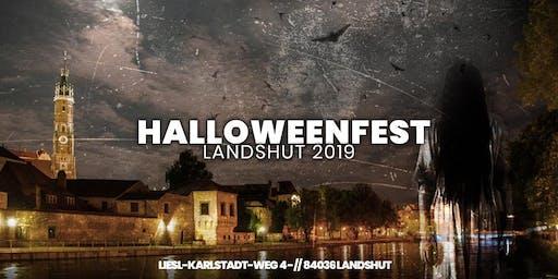 16+ Halloweenfest Landshut 2019