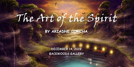 The Art of the Spirit by Ariadne Concha tickets