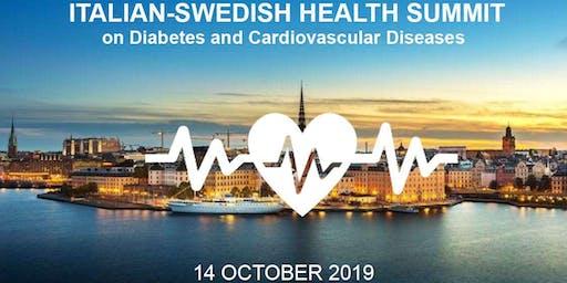 Italian-Swedish Health Summit on Diabetes and Cardiovascular Disease