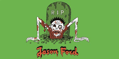 Spooktacular Hallowe'en Activities with Jason Ford tickets