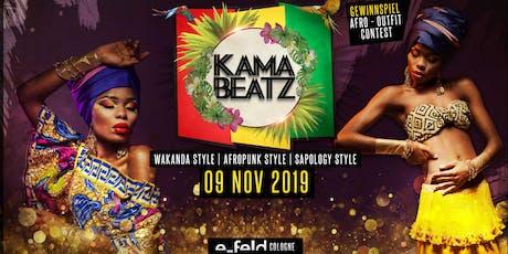 KamaBeatz, Afrohouse, Afrobeats Tickets