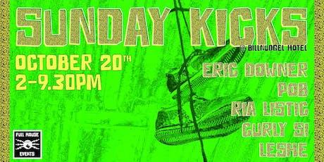 Sunday Kicks # 22 tickets