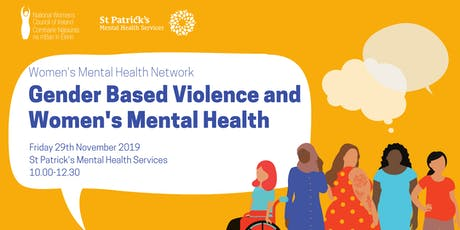 Women's Mental Health Network: Gender-based Violence and Women's Mental Health tickets
