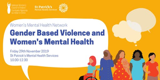 Women's Mental Health Network: Gender-based Violence and Women's Mental Health