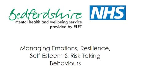 Child & Adolescent Wellbeing Parent Info Session – Managing Emotions tickets