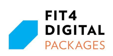 Soirée de lancement Fit 4 Digital Packages tickets