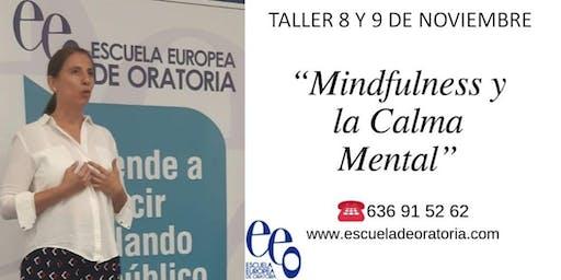 "Taller ""Mindfulness y la Calma Mental"""
