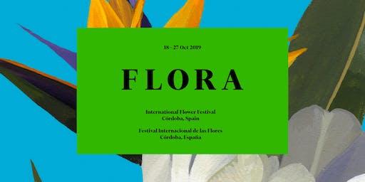 Visita guiada Festival FLORA (Salida desde M. Arqueológico)