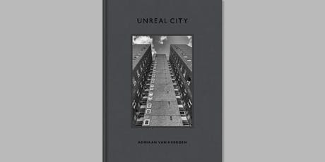 Unreal City Book Launch tickets