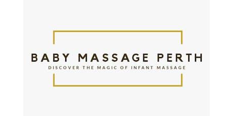 Baby Massage Introductory Classs at Sorrento Quay Boardwalk, Hillarys tickets