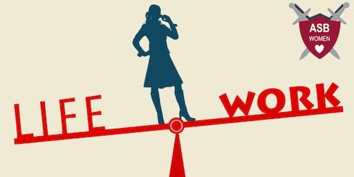 Work-Life Balance & Women in Men-dominated Industries
