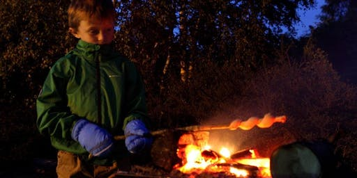 Beasts before Bedtime 2: torchlit walk and campfire stories.