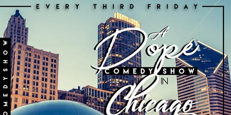 Dope Comedy Show tickets