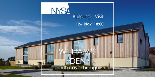 NYSA & Humber Society of Architects Building Visit - Williams Den