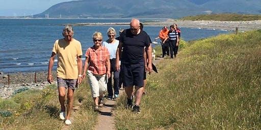 Walking for Health Walk Leader Training - Millom