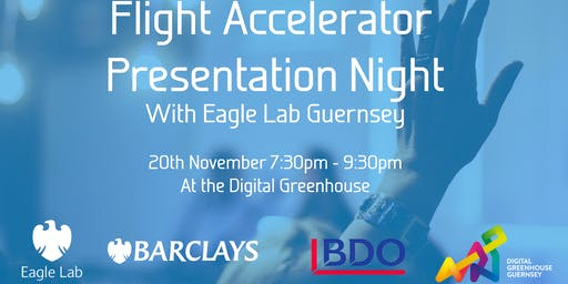 Flight Accelerator Presentation Evening