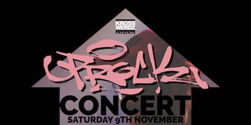 KROSSWERDZ Presents UPROCK 2019 Concert