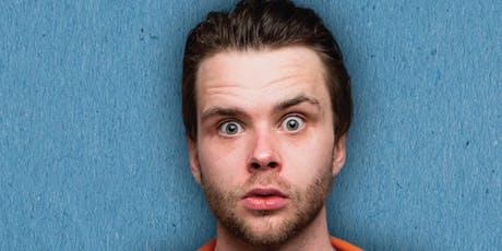 Icebreaker Comedy Night - with Joe Mcternan tickets