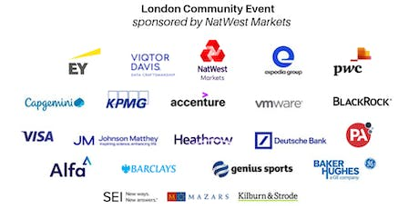 London Community Event sponsored by NatWest Markets tickets