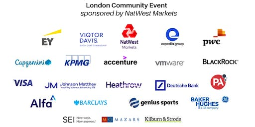 London Community Event sponsored by NatWest Markets aft