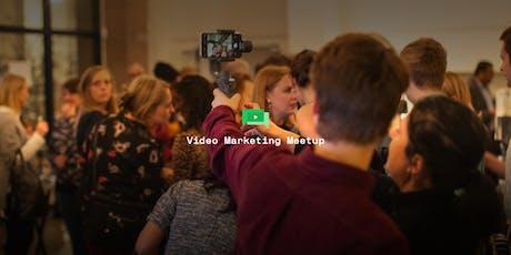 Video Marketing Meetup in London (November 2019) tickets