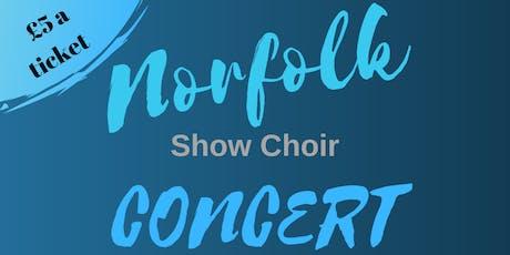 Norfolk Show Choir Concert tickets