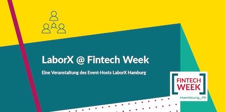 LaborX @ Fintech Week Tickets