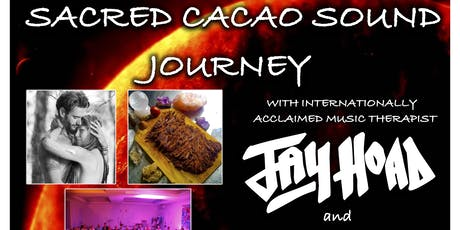 Sacred Cacao Sound Journey tickets